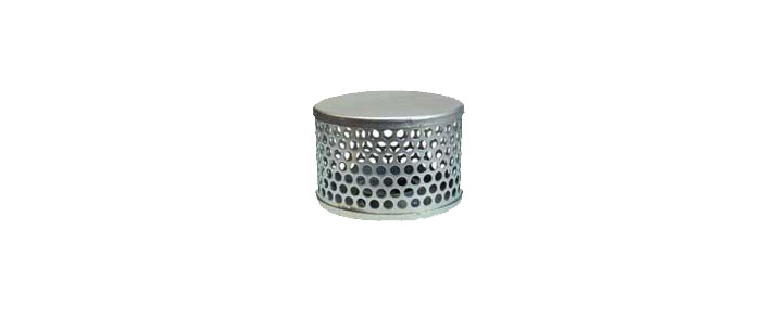 Basket Type Steel Strainers