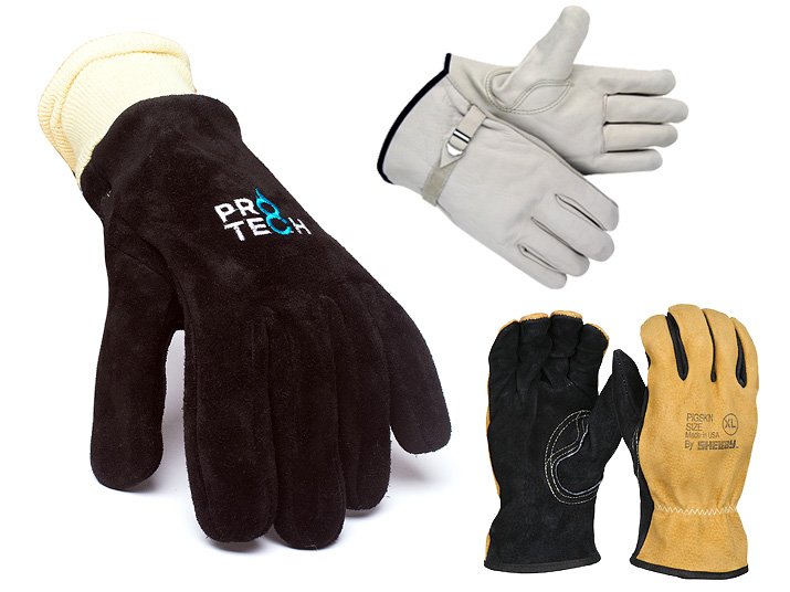 Wildland Fire Protection Gloves | National Fire Fighter