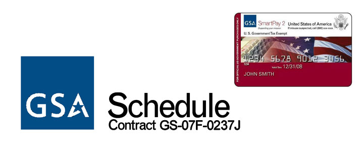 GSA Schedule Products