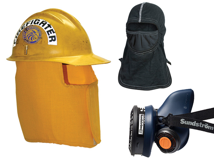 Wildland Hoods/Face Protection