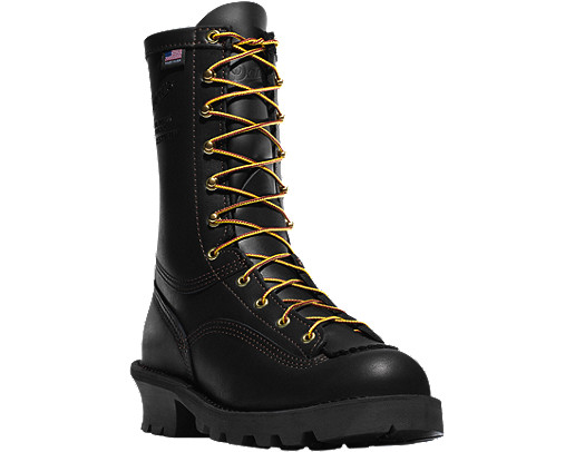 "Danner Flashpoint II All Leather 10"" Fire Work Boots - DNR 18102"