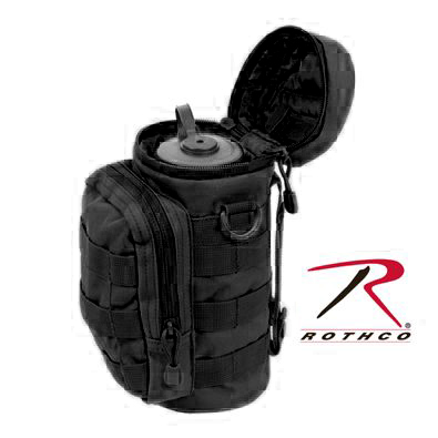 Rothco MOLLE Compatible Water Bottle Pouch - ROT 2679B