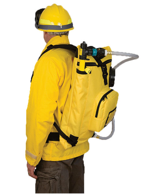 "Scotty ""BRAVO"" 6 gallon Backpack with Hand Pump and Hose - SCT 4000x-BRAVO"