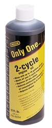 12oz. Bottle of Two Cycle Engine Oil - 24 pack 12oz. Bottle of Two Cycle Engine Oil