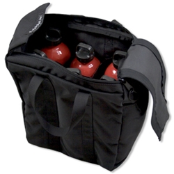 6 Pack Fuel Bottle Drip Torch Bag
