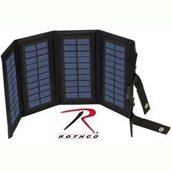 Rothco MOLLE Compatible Foldable Solar Charger rothco, molle, rotcho solar charger, foldable solar charger, molle solar charger, solar charger