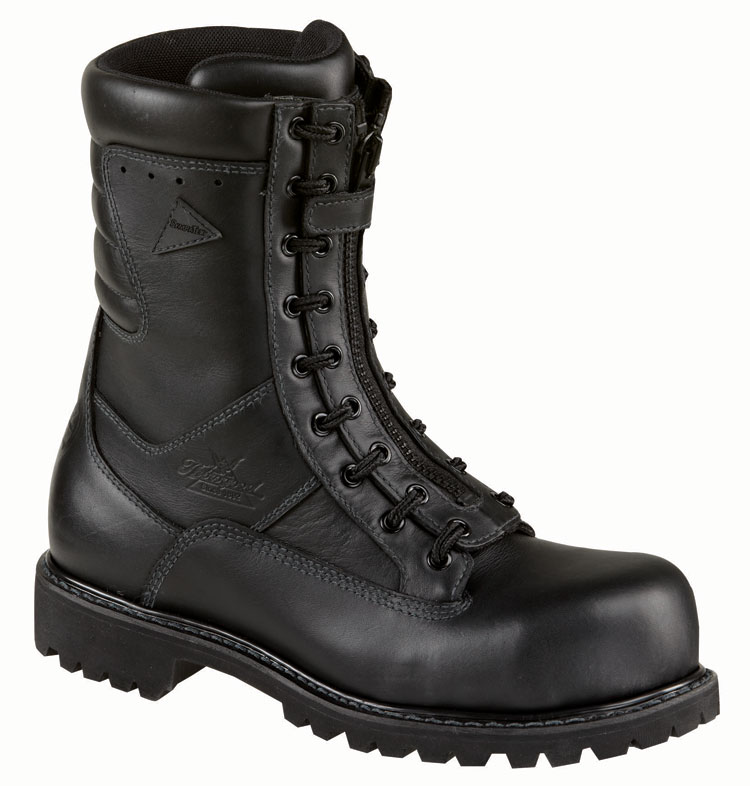 "Thorogood 8"" Power Station/EMS/Wildland Boot Women's 9M - THO 50463799M"