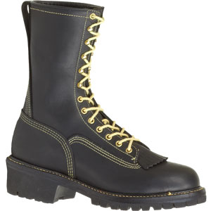 "Thorogood 10"" Wildland Fire Boot With Removable Kiltie"