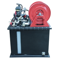 95 gallon Premium UTV Skid Unit - 2 IN STOCK