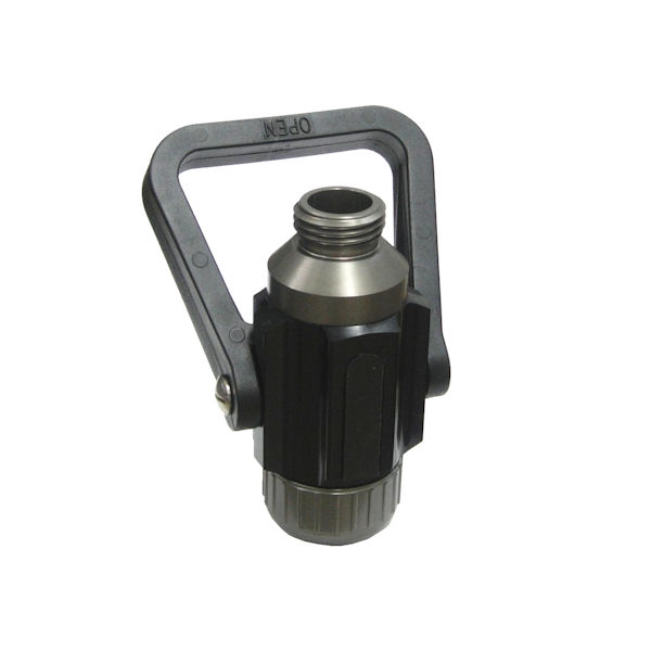 "Ball Shut Off Valve 1"" NH Swivel - CSS SBV10N-SW"