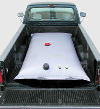500 Gallon Pillow Portable Water Tank