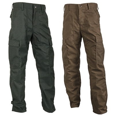 CrewBoss Classic Advance Brush Pants - Kevlar/Nomex