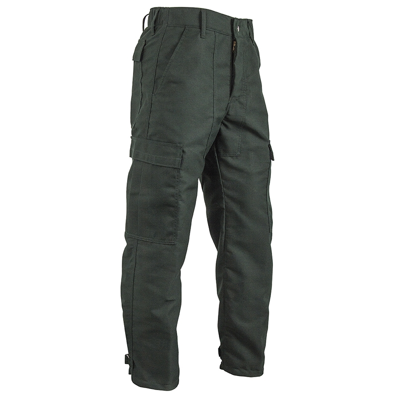 CrewBoss Brush Pants - 6.8 oz. Nomex - WSS NP