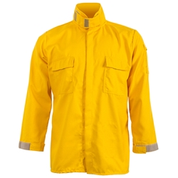 CrewBoss Brush Shirt - 6 oz. Nomex NOMEX, Crew Boss, protective clothing