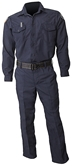 CrewBoss Dual Compliant Uniform Pant Tecasafe Plus Navy *Discontinued* - WSS UPTN