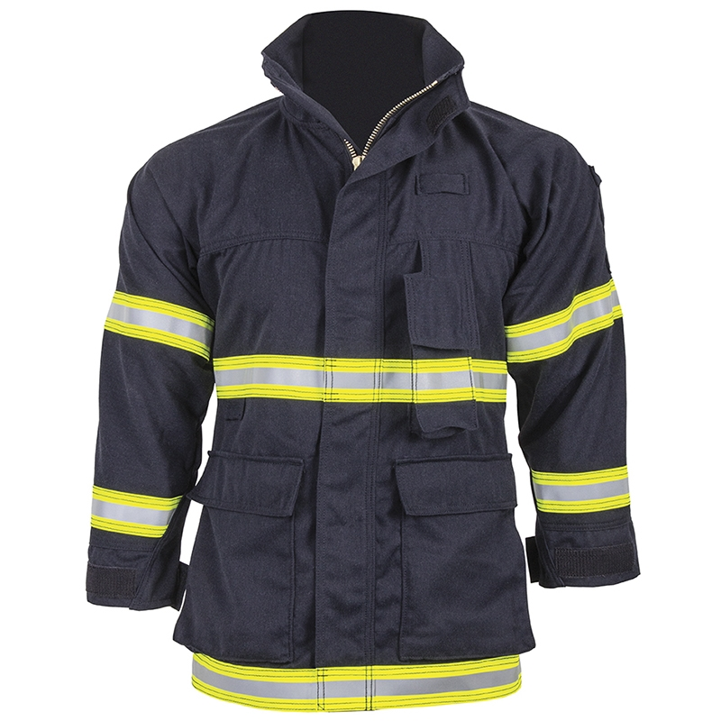 CrewBoss Fire-Rescue EMS Coat Nomex - WSS EMSCN
