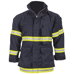 CrewBoss Fire-Rescue EMS Coat Tecasafe Plus