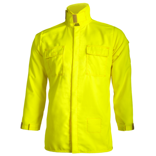 CrewBoss Hi-Viz Brush Shirt - Tecasafe Plus