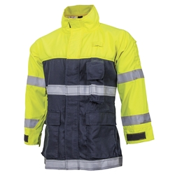 CrewBoss Hi-Viz Jacket CrewBoss