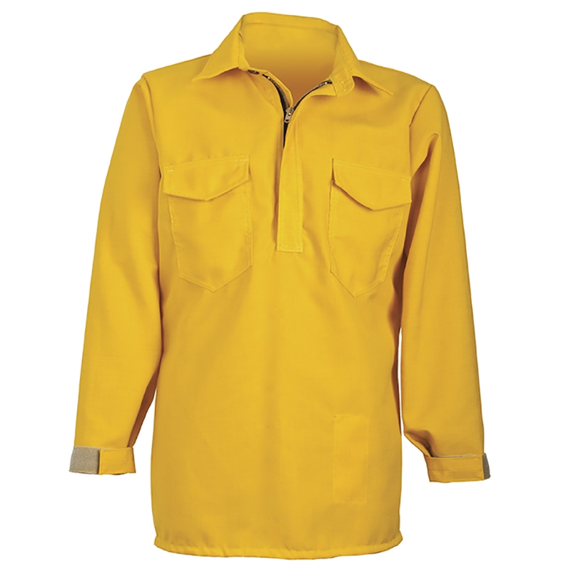 CrewBoss Hickory Shirt - Tecasafe Plus