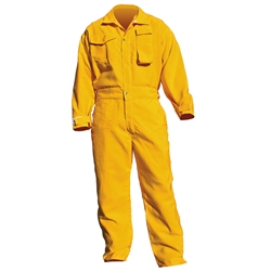 CrewBoss Standard Coverall - Tecasafe Plus CrewBoss, jumpsuit, jump suit, wildland jumpsuit, wildland jump suit, coverall, wildland coverall