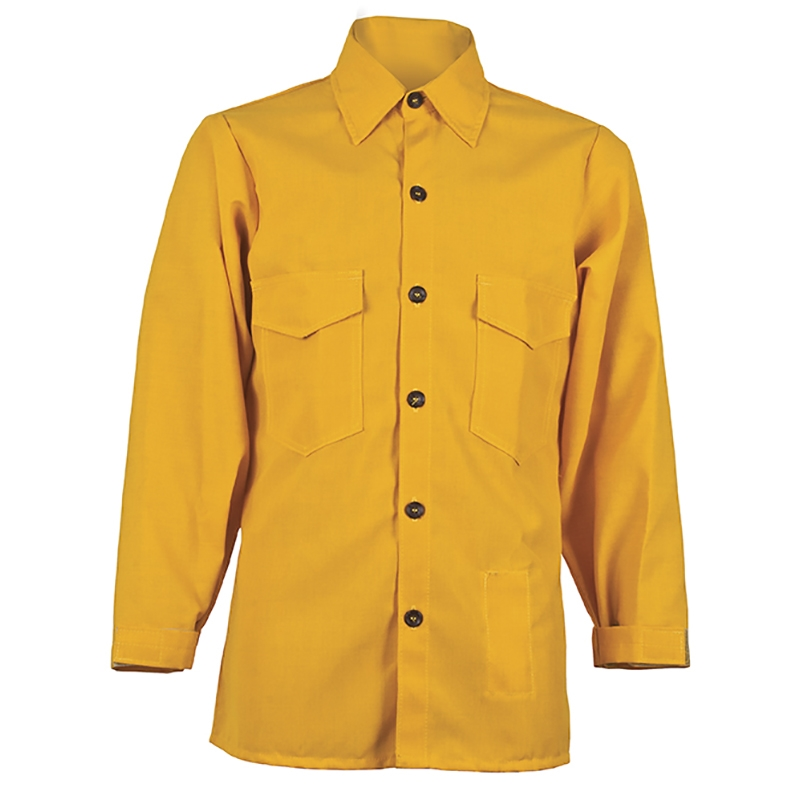 CrewBoss Traditional Brush Shirt - 6 oz. Nomex - WSS NST
