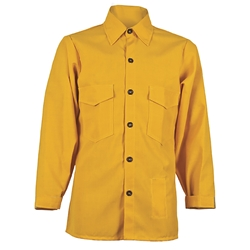 CrewBoss Traditional Brush Shirt - 6 oz. Nomex NOMEX, Crew Boss, protective clothing, CrewBoss