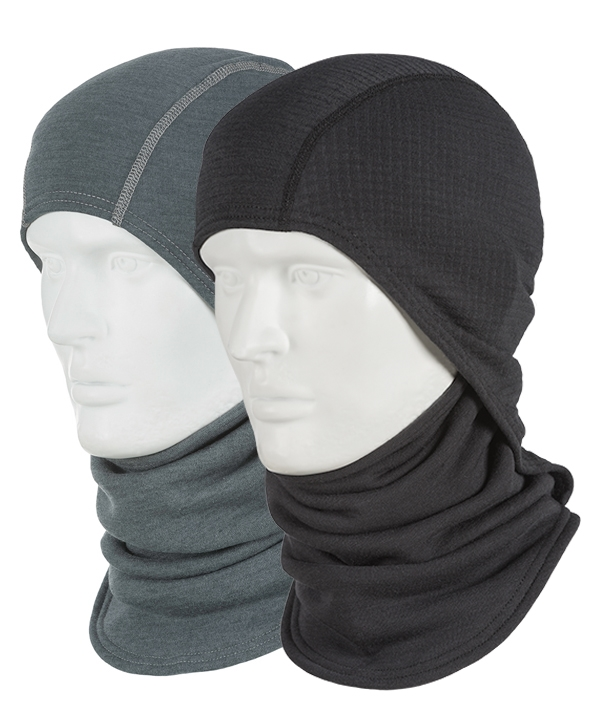 DragonWear Cold Warrior Convertible Balaclava - True North - TNG DWCWBALA