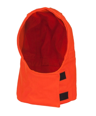 DragonWear DRAGON SHIELD FR Orange Jacket Hood - Gen II