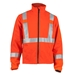 DragonWear Shield FR Soft Shell Jacket Gen II Orange - True North - TNG DFS14