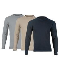 DragonWear Dual-Hazard PowerDry Midweight Shirt - True North DragonWear
