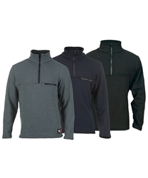 DragonWear ELEMENTS Dual Hazard FR Sweatshirt - True North