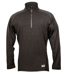 DragonWear Power Dry 1/4 Zip Shirt - True North DragonWear