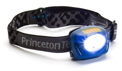 PrincetonTec QUAD LED Headlamp