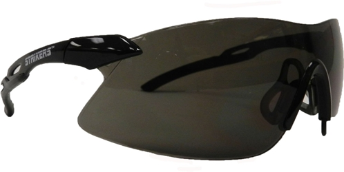 ERB Strikers Black IR Shade 5 Safety Glasses