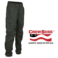 CrewBoss Elite Brush Pant - Nomex CrewBoss