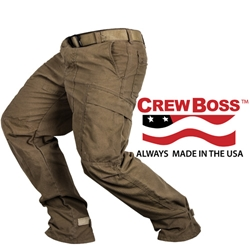 CrewBoss Elite Brush Pant - Advance CrewBoss