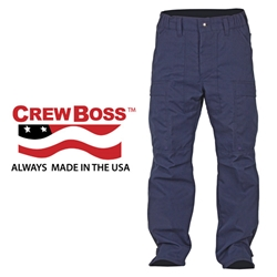 CrewBoss Dual Certified Elite Pant - Nomex CrewBoss