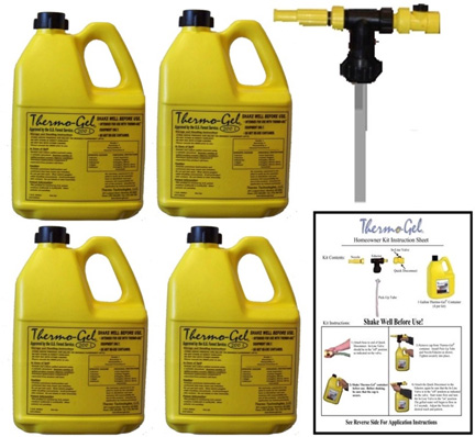 Thermo-Gel Homeowner Protection Kit