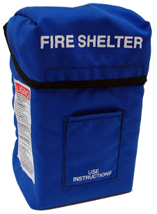 New Generation Fire Shelter Replacement Case fire shelter