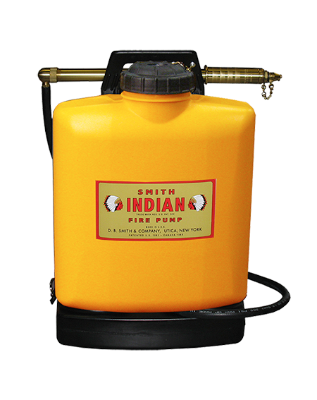 Fedco Indian Poly Backpack Pump