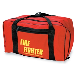 Firefighter Carry Bag w/ Website firefighter gear bag
