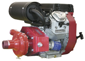 Forester 14280 Fire Pump w/ Robwen 180 Pump End