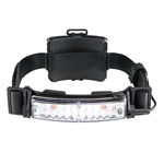 FoxFury Command+ Tilt White & Amber Wildland Fire Headlamp