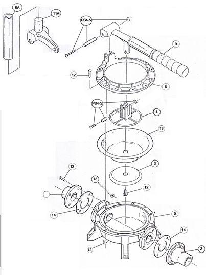 guzzler replacement diaphragm buna n. Black Bedroom Furniture Sets. Home Design Ideas