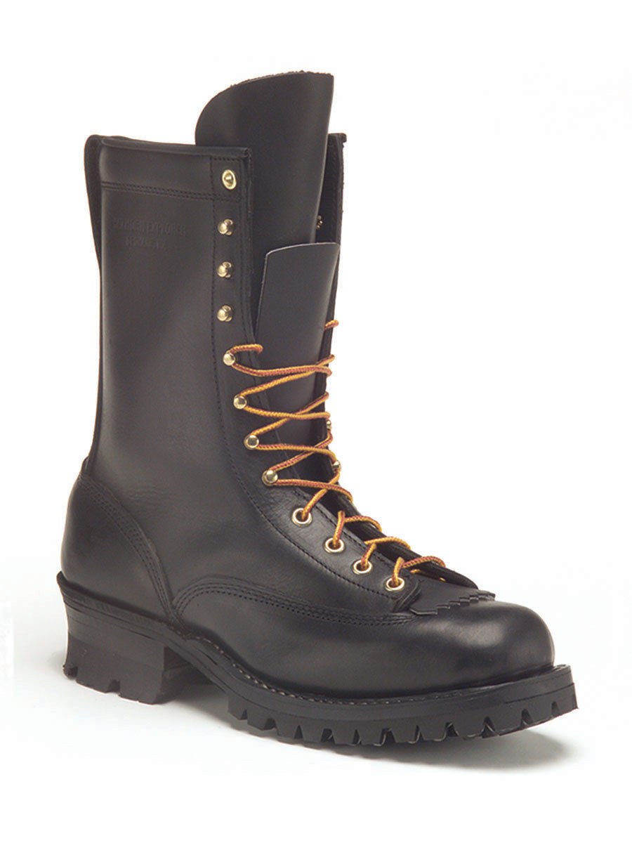 68ab6337509 Firefighter Boots - Hathorne Smoke Jumper Lace to Toe