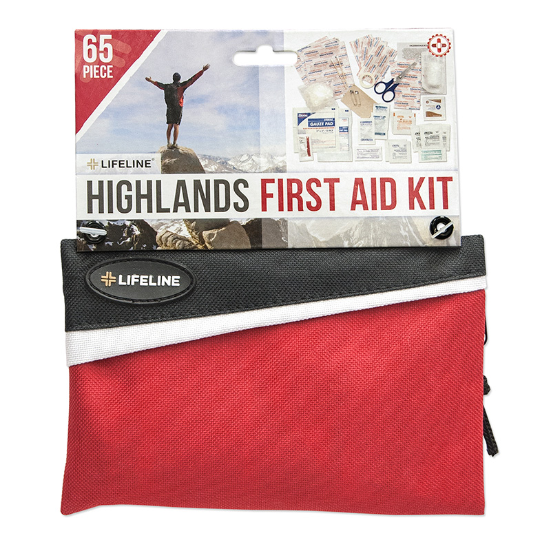 Highlands First Aid Kit - LIF 65KIT