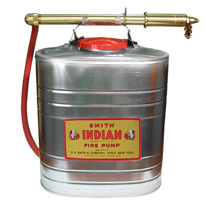 Indian Traditional Steel Fire Pump