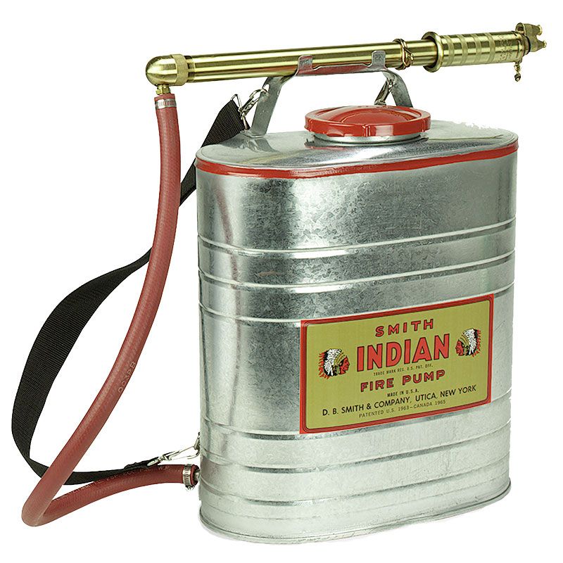 Indian Fire Pump - IND 17901