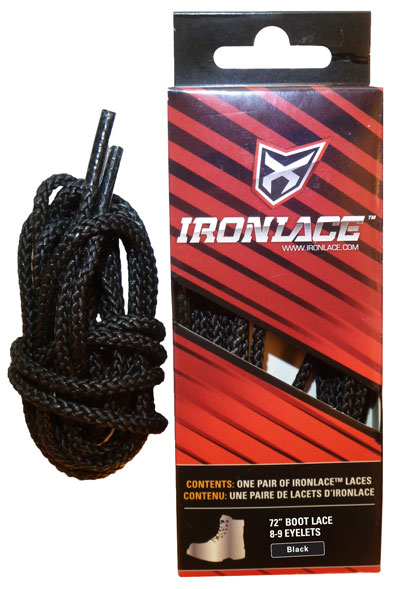 Ironlace Unbreakable Boot Laces